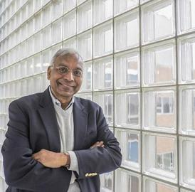 Anil Jain, Michigan State University Distinguished Professor of computer science and engineering, is one of the world's foremost authorities on pattern recognition, computer vision, and biometric recognition.