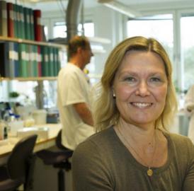 Anna Wedell is a Professor of Medical Genetics at Karolinska Institutet.