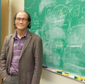 Shigui Ruan, Professor of Mathematics, University of Miami College of Arts and Sciences.