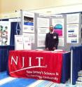 NJIT research professor Reggie Farrow is available today at the NJIT booth at the National Nanotechnology Innovation Summit at the Gaylord Center, Washington, D.C.