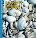 This is the cover image for <i>Trends in Ecology & Evolution</i>, published by Elsevier.