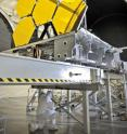 The first six flight-ready James Webb Space Telescope's primary mirror segments are prepped to begin final cryogenic testing at NASA's Marshall Space Flight Center in Huntsville, Ala.