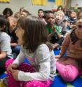 A study led by Michigan State University found that boys and girls had no problems being friends together but for some reason had a perception that only boys played with boys and girls played with girls.