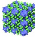 These are virus-avidin nanoparticle crystal structures.