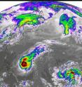 This is an animated GIF of Maysak.
