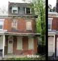 Penn researchers found a significant decrease in serious and nuisance crimes in areas around remediated buildings after Philadelphia began enforcing an ordinance requiring owners of abandoned buildings to improve their facades and install working doors and windows in 2011.