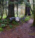 With the new drones, missing persons can be found and rescued quickly in forests and mountain areas.