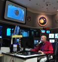 Goddard's Networks Integration Center, pictured here, coordinated the communications support for both the Orion vehicle and the Delta IV rocket during Exploration Flight Test 1, ensuring complete communications coverage through NASA's Space Network and Tracking and Data Relay Satellite.