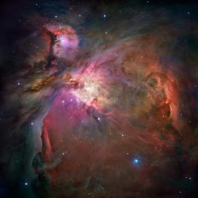 This dramatic image offers a peek inside a 'cavern' of dust and gas where thousands of stars are forming. The image, taken by the Advanced Camera for Surveys (ACS) aboard <stro />NASA</strong>&#8216;s Hubble Space Telescope, represents the sharpest view ever taken of this region, called the Orion Nebula. More than 3000 stars of various sizes appear in this image. Some of them have never been seen in visible light.The Orion Nebula is 1500 light-years away, the nearest star-forming region to Earth. Astronomers used 520 Hubble images, taken in five colors, to make this picture. They also added ground-based photos to fill out the nebula. The ACS mosaic covers approximately the apparent angular size of the full Moon. These observations were taken between 2004 and 2005.&#8221; class=&#8221;image image_medium&#8221; /></a></p> <p><strong>ESA</strong>&#8216;s Herschel space observatory has found molecules of oxygen in a nearby star-forming cloud. This is the first undisputed detection of oxygen molecules in space. It concludes a long search but also leaves questions unanswered. The oxygen molecules have been found in the nearby Orion star-forming complex. While atomic oxygen has been long known in warm regions of space, previous missions looking for the molecular variety – two atoms of oxygen bonded together – came up largely empty-handed.</p> <p>Even the observed amount of atomic oxygen is far less than that expected and this created an oxygen &#8216;accounting problem&#8217; that can be roughly voiced as &#8220;where is all the oxygen hiding in the cold clouds?&#8221;</p> <p><strong>NASA</strong>&#8216;s Submillimetre Wave <strong>Astronomy</strong> Satellite and <strong>Sweden</strong>&#8216;s Odin mission have both searched for molecular oxygen and established that its abundance is dramatically lower than expected.</p> <p>One possibility put forward to explain this was that oxygen atoms freeze onto tiny dust grains found floating in space and are converted to water ice, effectively removing them from sight.</p> <p>If this is true, the ice should evaporate in warmer regions of the cosmos, returning water to the gas and allowing molecular oxygen to form and to be seen.  </p> <p><strong>Paul Goldsmith</strong>, <strong>NASA</strong>&#8216;s Herschel project <strong>scientist</strong> at <strong>NASA</strong>&#8216;s <strong>Jet Propulsion Laboratory</strong>, Pasadena, <strong>California</strong>, and an international team of investigators went looking for it with Herschel.</p> <p>They used Herschel&#8217;s <strong>HIFI</strong> far-infrared instrument and targeted Orion, where they reasoned that the forming stars would heat the surrounding gas and dust.</p> <p>Using three infrared frequencies of the instrument, the <strong>Herschel Oxygen Project</strong> team were successful. They found there to be one molecule of oxygen for every million hydrogen molecules.</p> <p>&#8220;This explains where some of the oxygen might be hiding,&#8221; said <strong>Dr Goldsmith</strong>. &#8220;But we didn&#8217;t find large amounts of it, and still don&#8217;t understand what is so special about the spots where we find it. The Universe still holds many secrets.&#8221;</p> <p>Oxygen, in all its forms, is the third most abundant element in the Universe and a major ingredient of our planet. It is found in our atmosphere, oceans and rocks, and is critical for life itself because we breathe the molecular form.</p> <p>Although the search continues for it in space, Göran Pilbratt, <strong>ESA</strong>&#8216;s Herschel <strong>Project Scientist</strong>, believes this is a breakthrough moment: &#8220;Thanks to Herschel, we now have an undisputed confirmation that molecular oxygen is definitely out there. There are still many open questions but Herschel&#8217;s superior capabilities now enables us to address these riddles.&#8221;</p> <h2>Source: <a href=