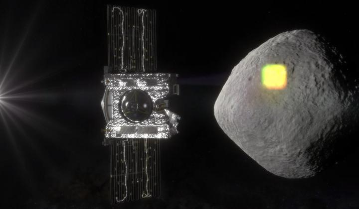 NASA's OSIRIS-REx mission will have a map for that | (e ...