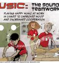 Cornell University researchers found that music can have important effects on the cooperative spirits of those exposed to music.